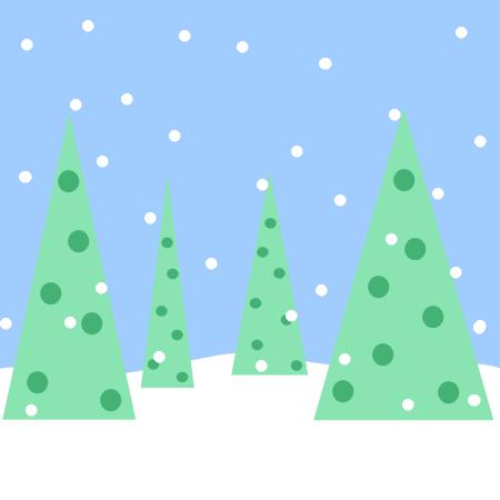 Snowy Scene Clip Art Snowy .