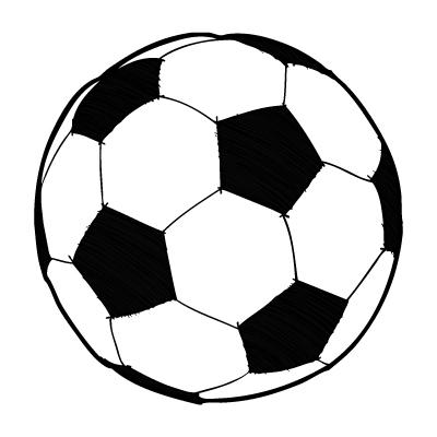 Soccer Ball Clip Art Free - clipartall