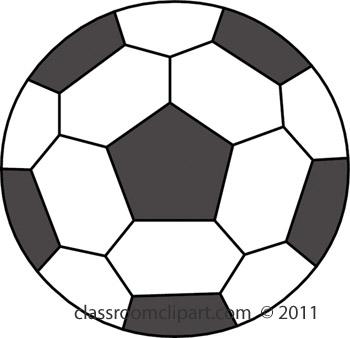 Soccer Ball Clip Art Soccer Ball 411rb Jpg