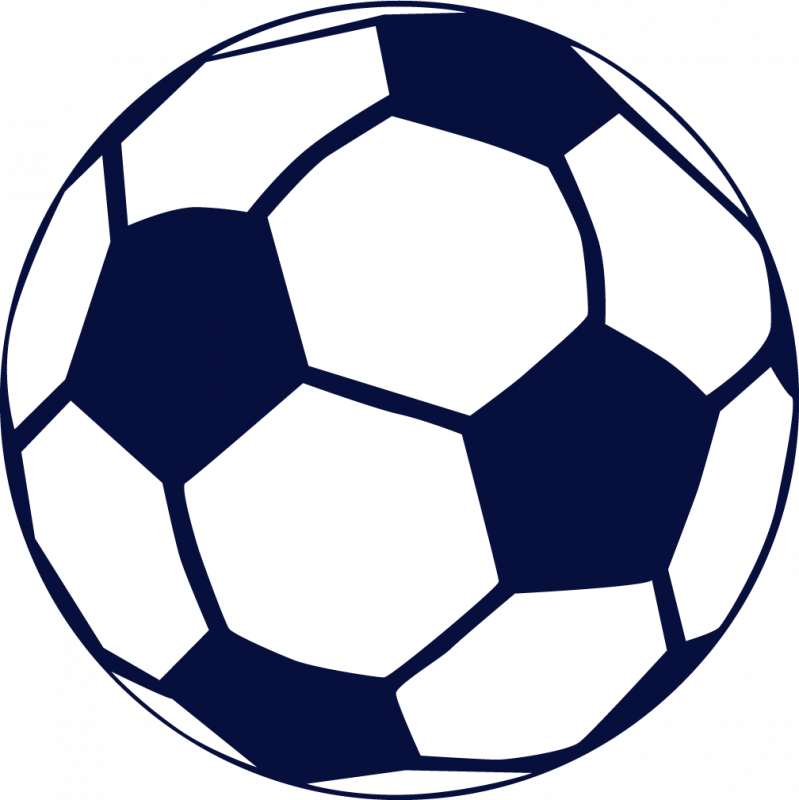 Soccer ball clip art sports image