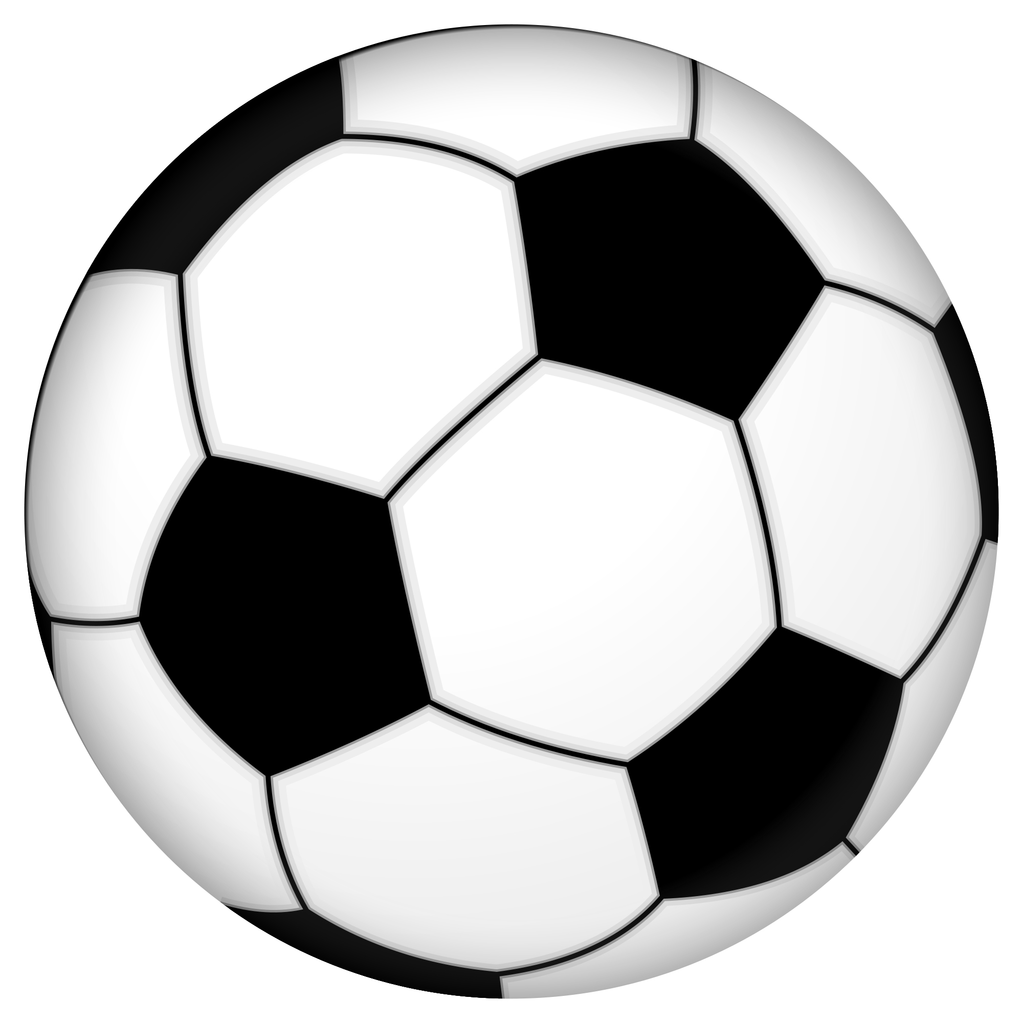 Blue Soccer Ball Clipart Free Clipart Images