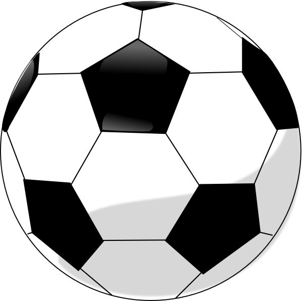 Soccer Ball Clip Art #2032