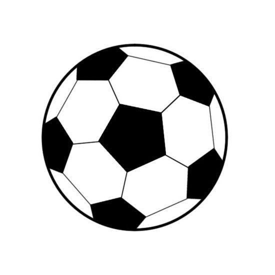 Soccer Ball Clip Art 55