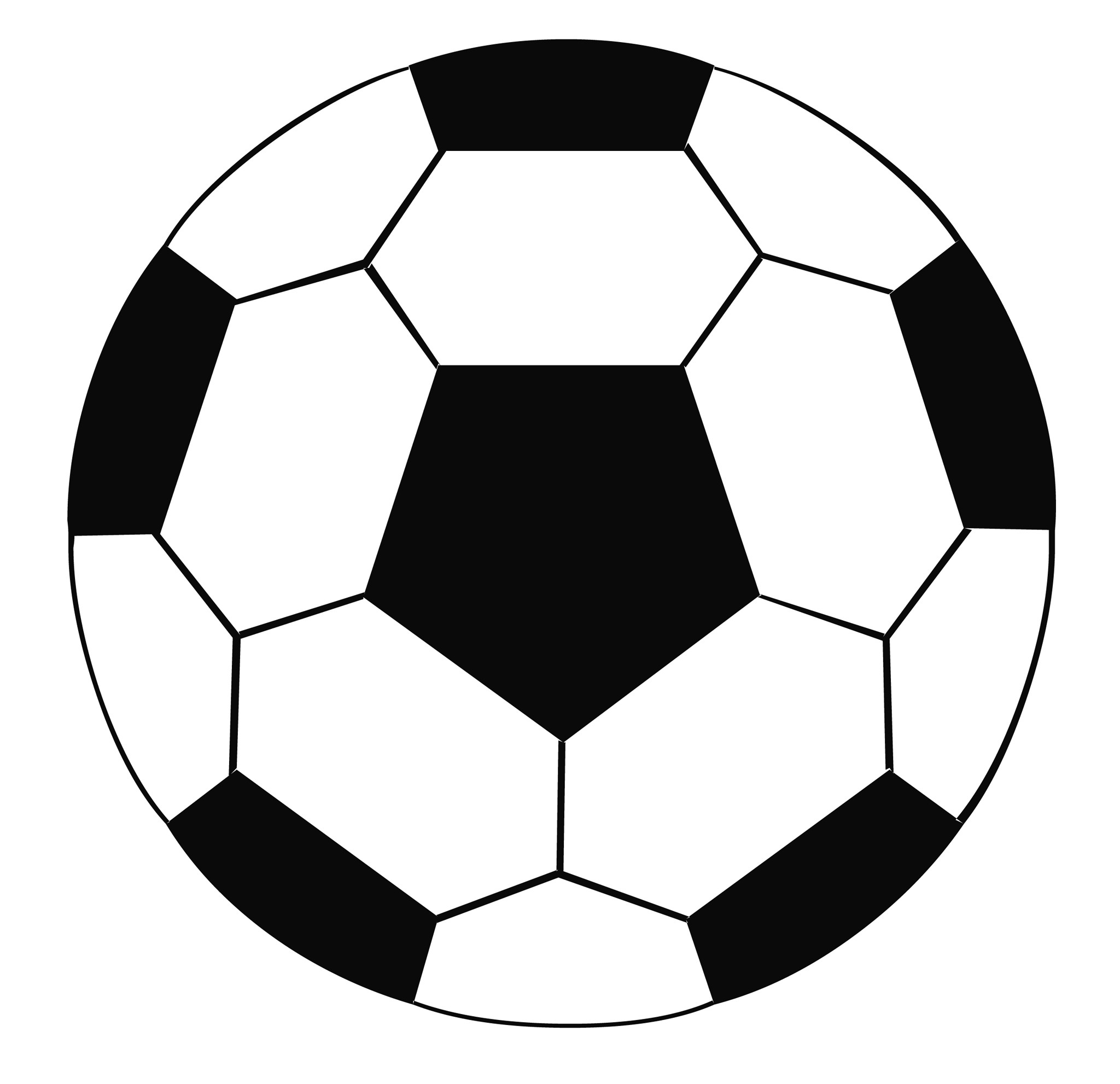 Soccer ball clip art free large images
