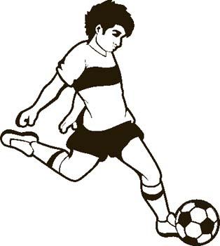 Soccer clip art free clipart .