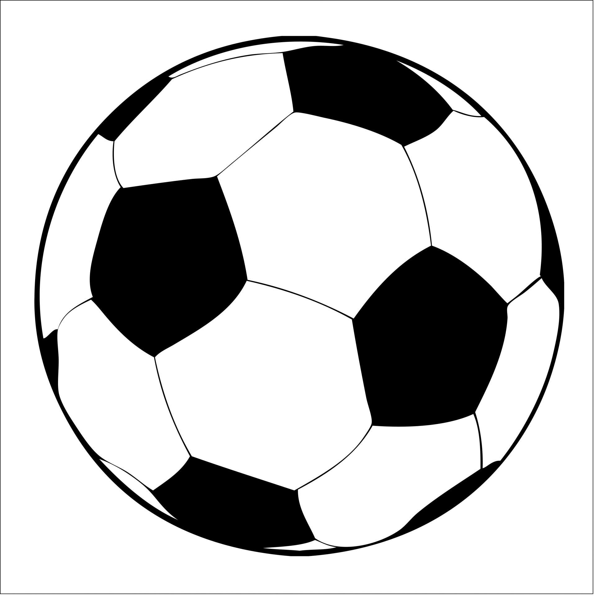 Soccer Ball Clip Art Pink | Clipart library - Free Clipart Images