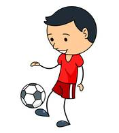 soccer field labeled clipart. Size: 89 Kb