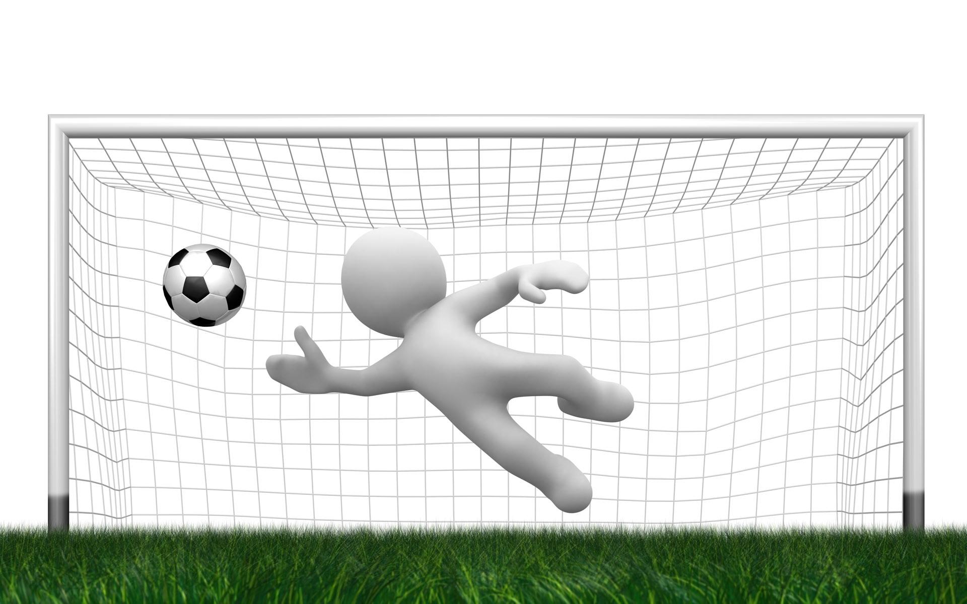 Soccer Goal Clipart - Blogsbeta