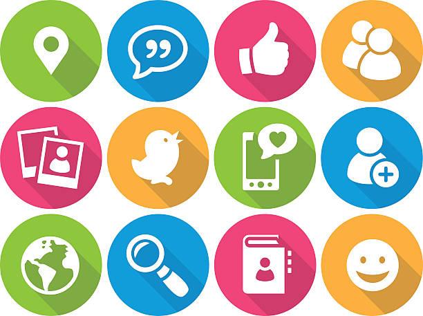 social media clipart 3