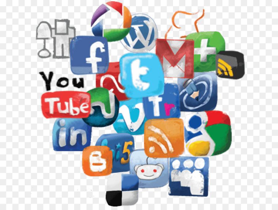 Social media Social network Clip art - media