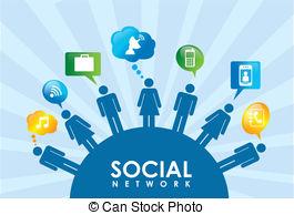 social network Clip Artby hdclipartall.com