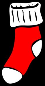 Sock Clip Art
