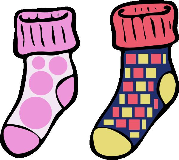 Socks8 Clip Art At Clker Com Vector Clip Art Online Royalty Free