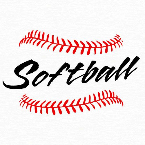 Softball download vector and clip art on