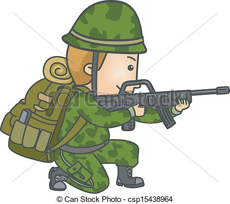 Soldier Clipart .