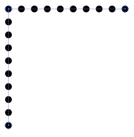 solid line border clip art