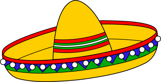 Sombrero Hat Clip Art Images Pictures - Becuo