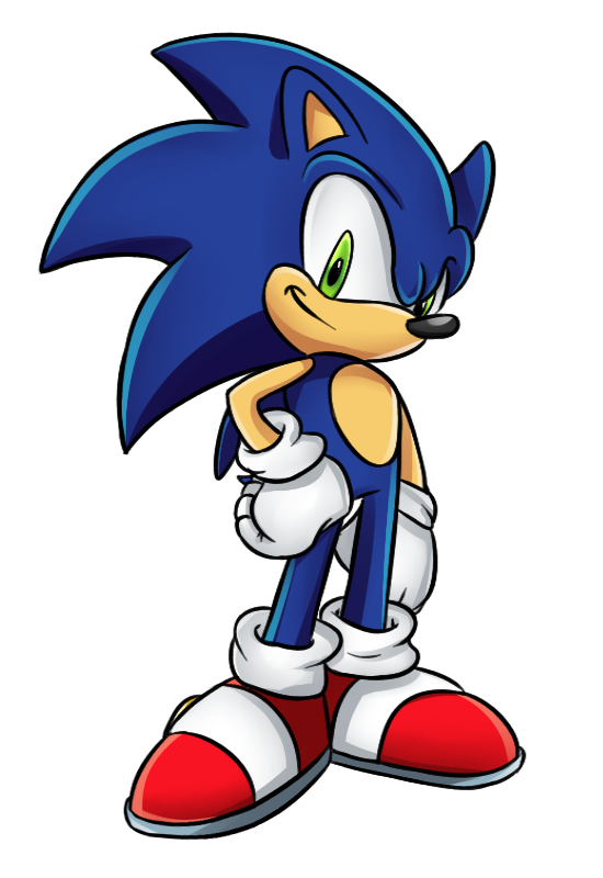 Sonic the Hedgehog by Brimms ClipartLook.com