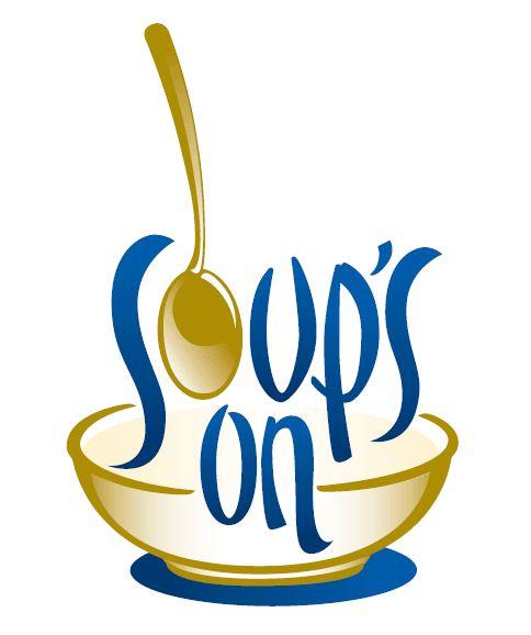 Soup clip art supper scrapbook recipes