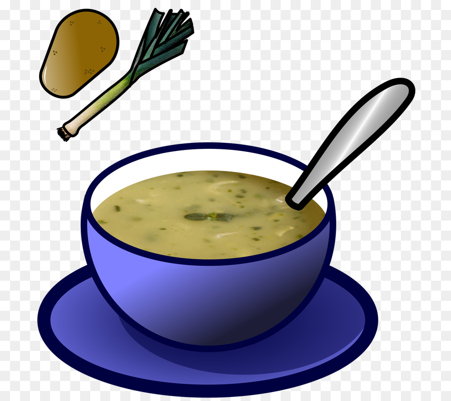 Chicken soup Leek soup Pea soup Chicken mull - soup clipart