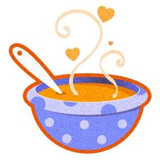 Name Of Soup Clipart #1