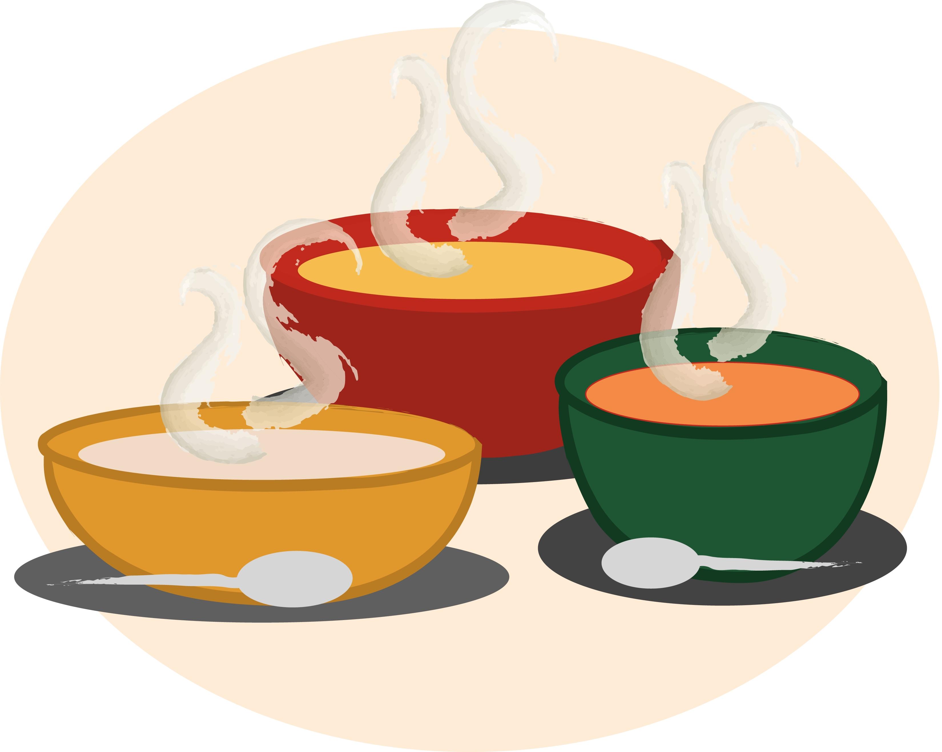 Soup Clipart