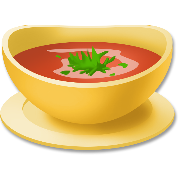 Tomato Soup Clipart PNG Image - PurePNG | Free transparent CC0 PNG Image  Library