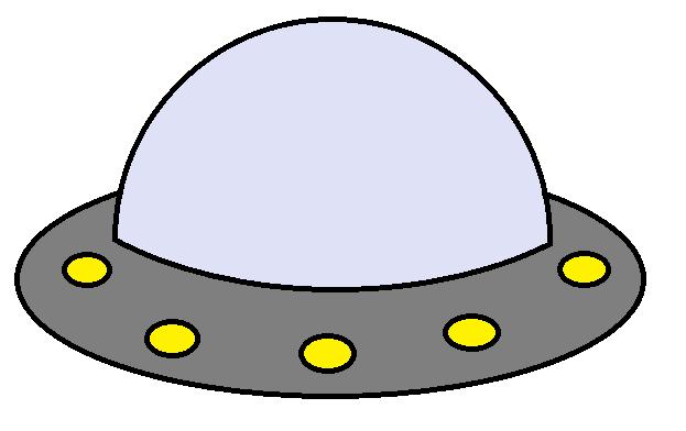 spaceship clipart