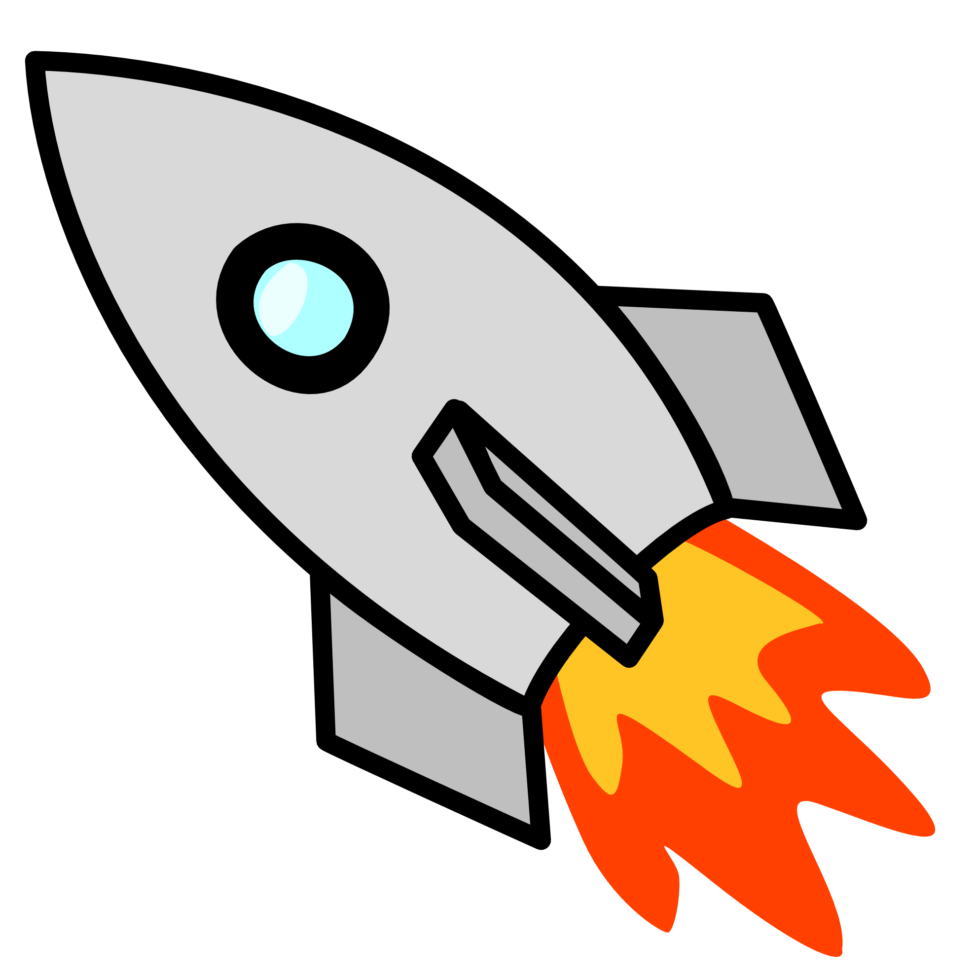 Spaceship clipart images clipart