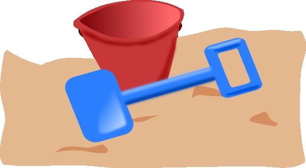 . hdclipartall.com free vector Bucket And Spade clip art