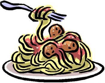 Spaghetti Clip Art Free .