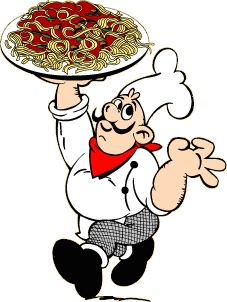 Spaghetti Or Penne Pasta Clipart Panda Free Clipart Images