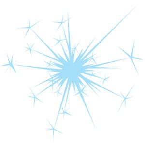 sparkle clipart 4