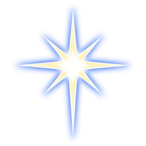 Sparkle Star Clip Art