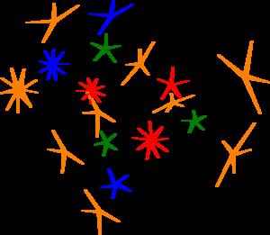 Sparkles Clip Art