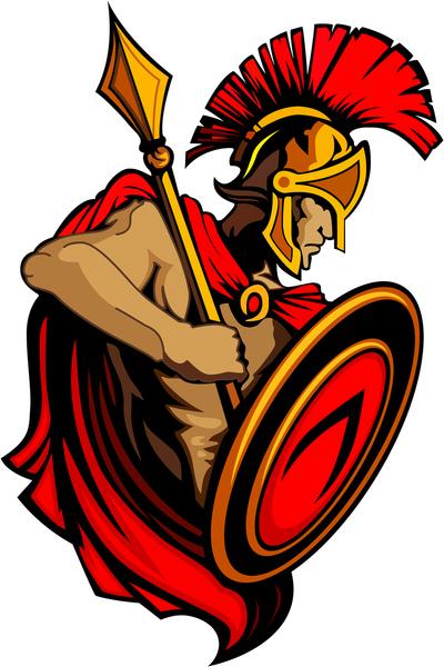 Sparta Clipart