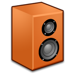 Speaker cliparts. free Set 02 Icons