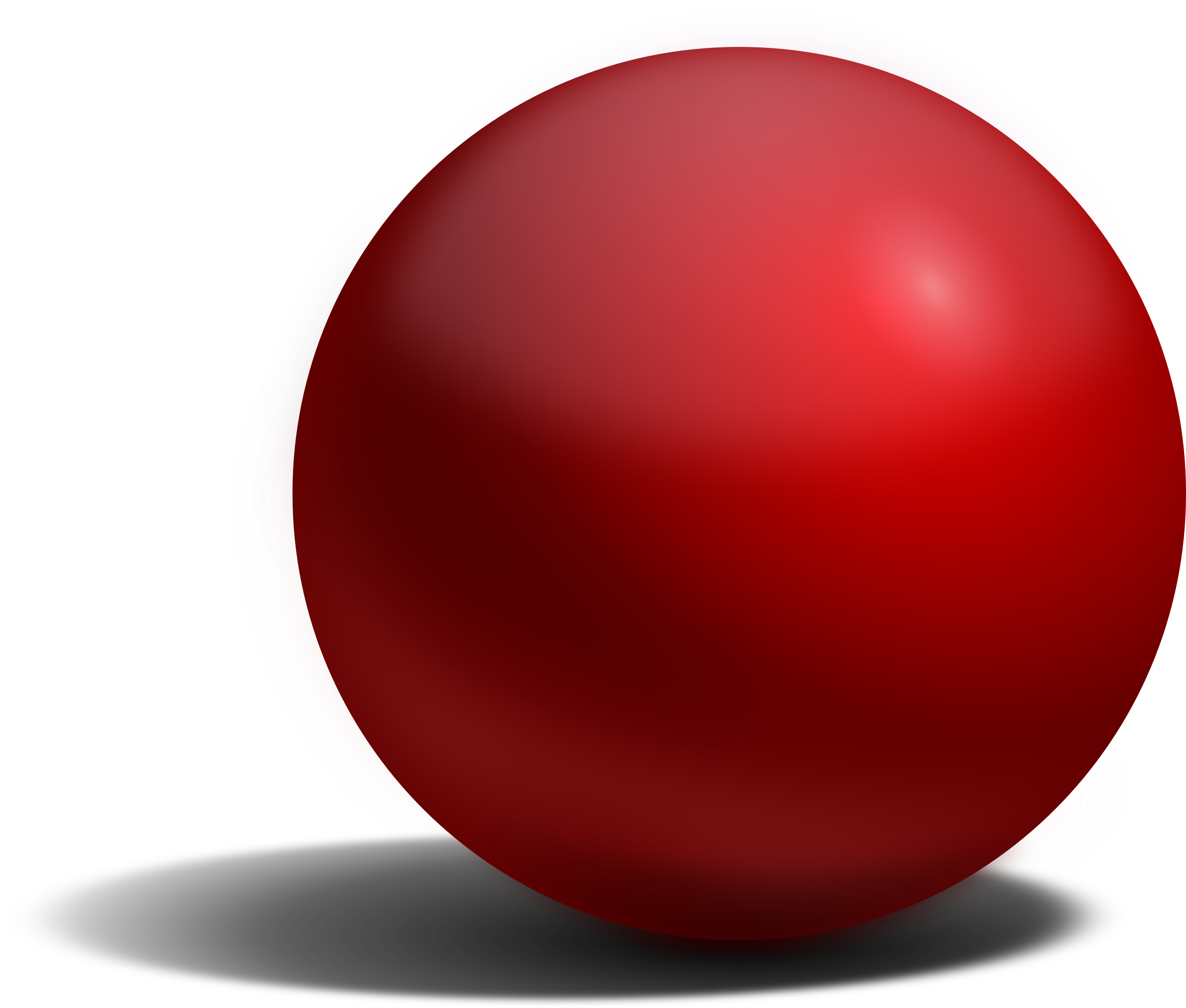 Clipart sphere study