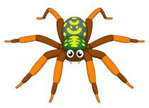 Free Spider Clipart. - Spider Clipart