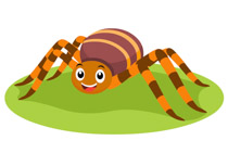 From: Spider Clipart