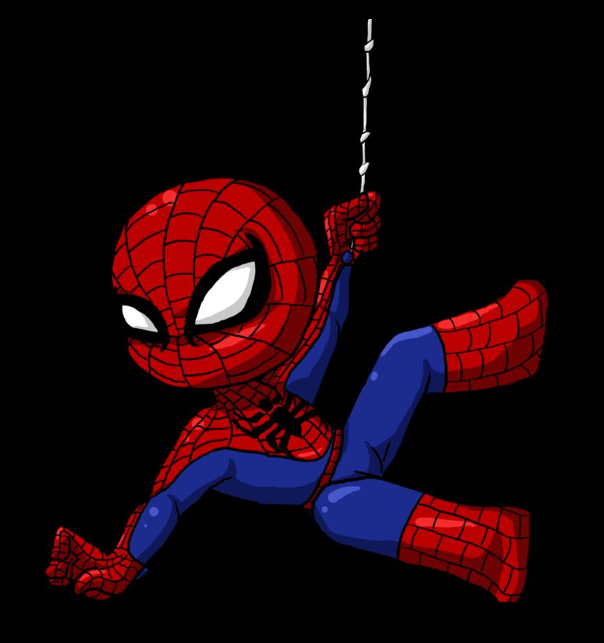 Spider-Man Clipart-hdclipartall.com-Clip Art867