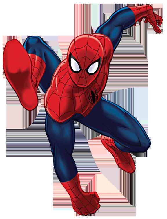 Clipart Spider-Man Clipart