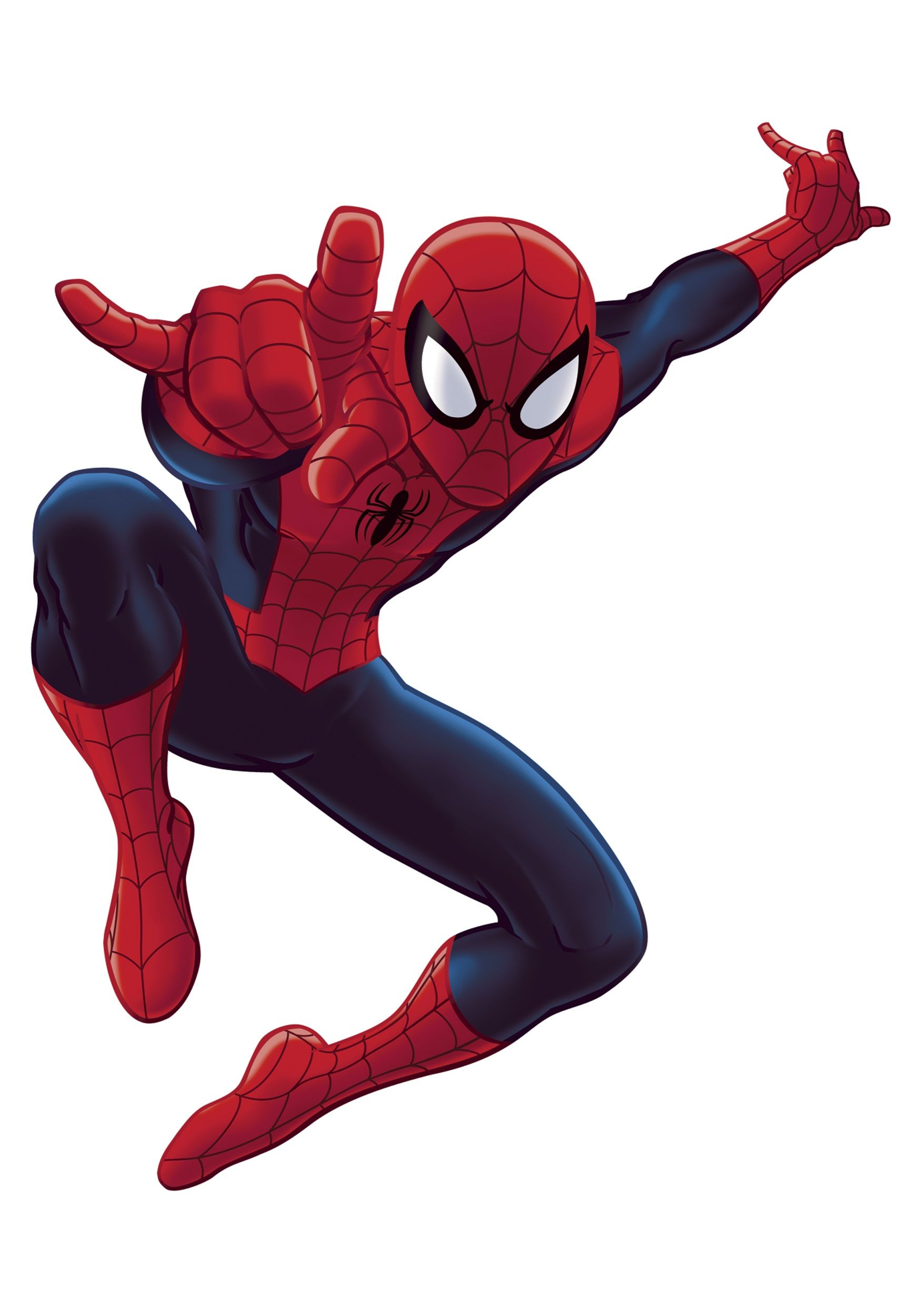 Plaatje spiderman clipart