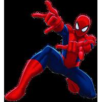 Ultimate Spiderman Transparent Image PNG Image