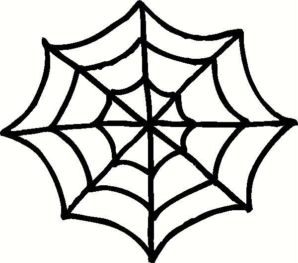 Spider web clipart 0 2