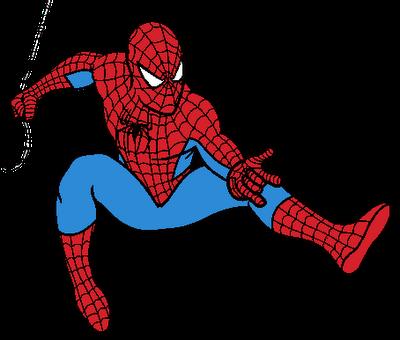 Spiderman Clip Art - Spiderman Clipart