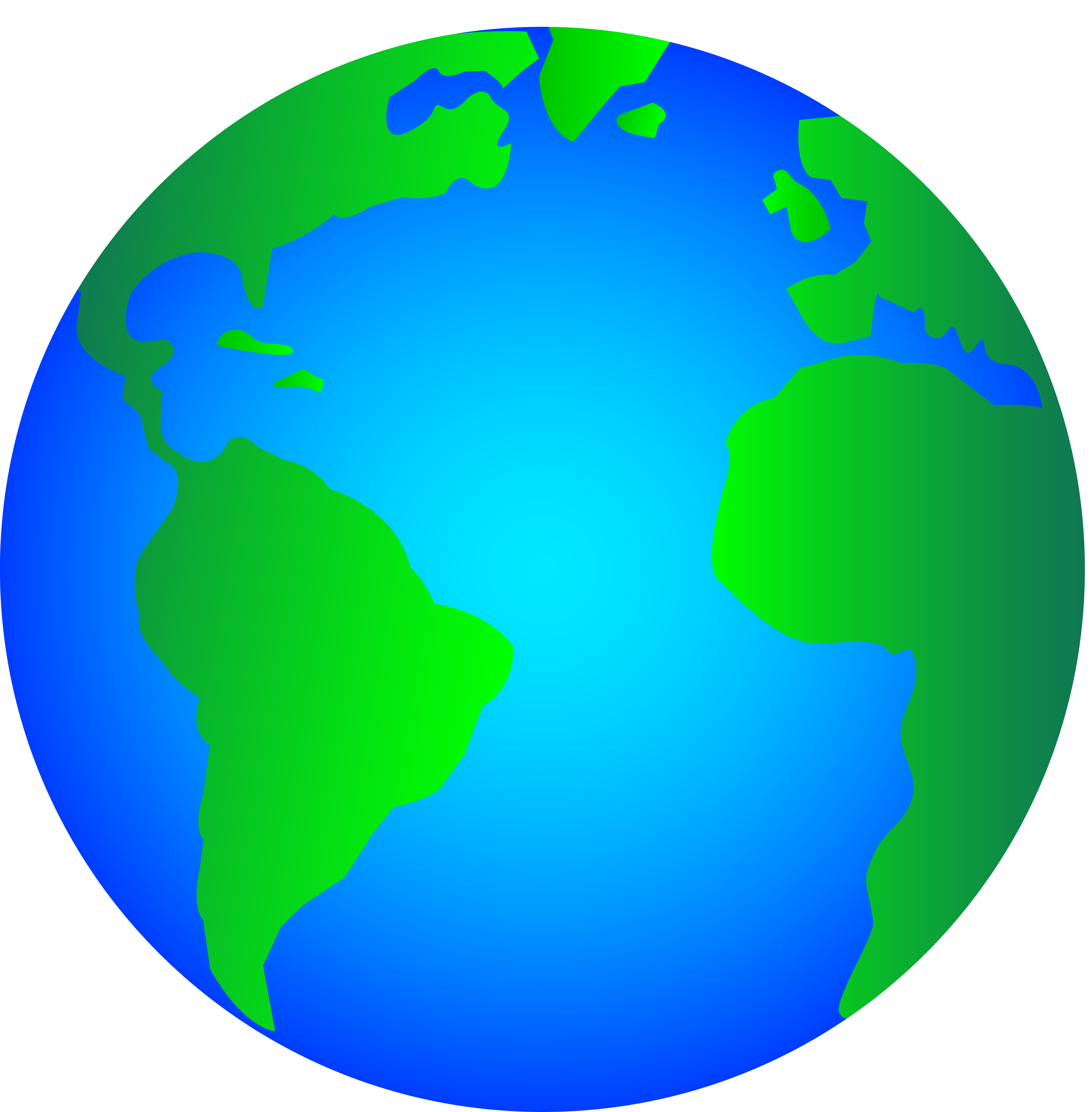 Spinning Globe Clipart #1. Globe earth cliparts