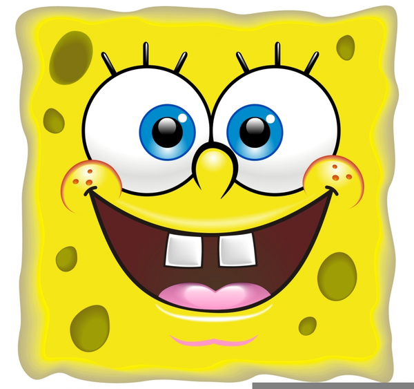 Spongebob Clipart this image as: