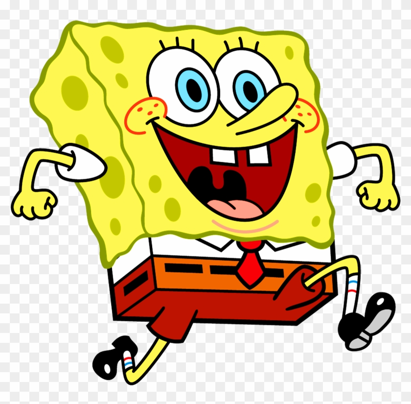 Hereu0027s A Few Sponge Bob Clip Arts Iu0027ve Collected And - Clipart Spongebob  Squarepants Png