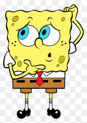 Spongebob Squarepants Clip Art Images Cartoon - Sad Spongebob Clipart